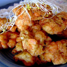 Deep-Fried Shrimp Bites