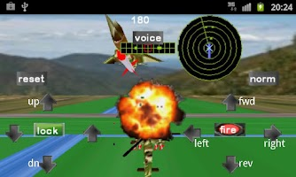 Screenshot of Armour Helicopter