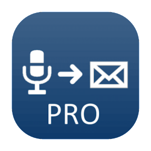 SMS / Email by Voice PRO