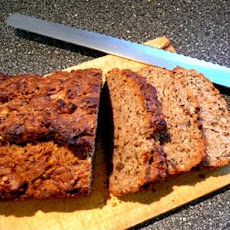 Sour Cream Zucchini Bread