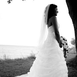 by Michelle Pugsley - Wedding Bride