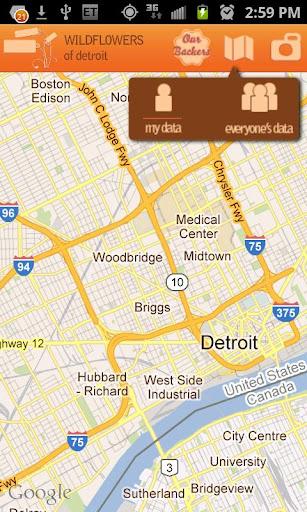 【免費教育App】Wild Detroit-APP點子