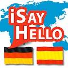 iSayHello German - Spanish icon