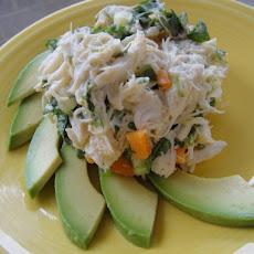 Cook the Book: Crab Salad with Lime and Avocado