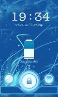 Screenshot of Go Locker Blue Chill Theme