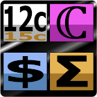 Scientific/Financial RPN calc icon