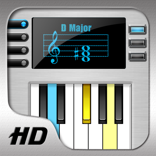 Easy Piano Chords LOGO-APP點子
