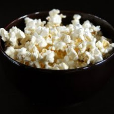 Dill Infused Popcorn Recipe