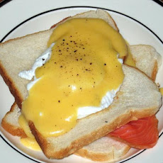 Quicky Hollandaise Sauce