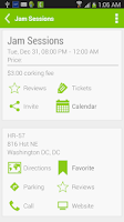 Screenshot of Got Eventz Got Events DC To Do