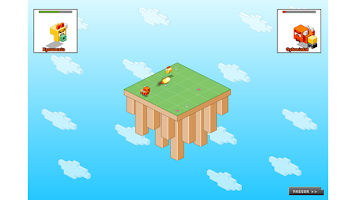Screenshot of Cubic-Creatures