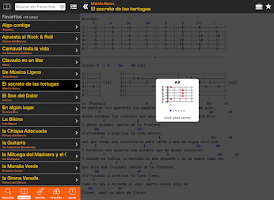 Screenshot of Latin Chords (LaCuerda PRO)