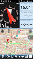 Screenshot of Run.GPS Trainer UV Full