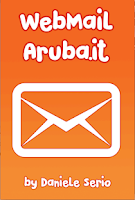Screenshot of WebMail Aruba