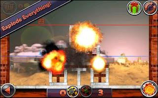 Screenshot of Demolition Master