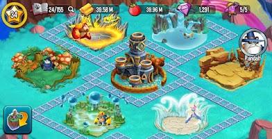 Screenshot of Monster Legends