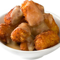 Cheesy Potato Tots and Gravy