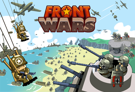 Front Wars - screenshot