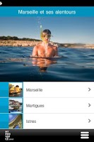Screenshot of MyProvence ZeVisit