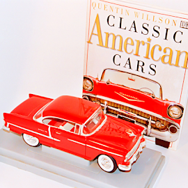 Chevy by Jane Spencer - Transportation Automobiles ( car, vintage, book, chevy, classic )