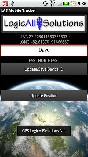 LAS MobileTracker