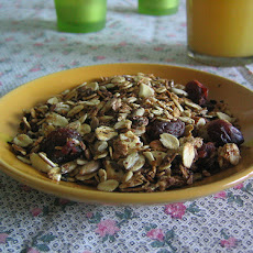 Tropical Granola With Seeds