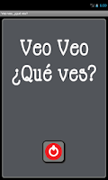Screenshot of Veo Veo, ¿Qué ves?