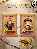 Screenshot of Pirate Ships Saga
