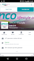 Screenshot of anco lifestyle centre