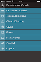 Screenshot of My Church