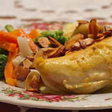 Chicken Tangine With Almonds