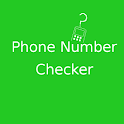 Phone Number Checker icon