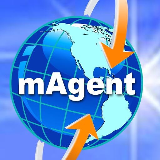 mAgent行動華佗(Wifi版) LOGO-APP點子