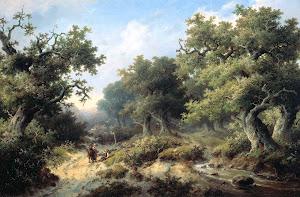 RIJKS: Jacob Cremer: painting 1849