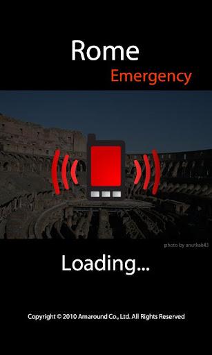 Rome Emergency