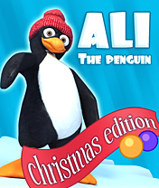 Ali the Penguin Christmas Edition