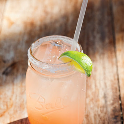 Spicy Grapefruit Margarita