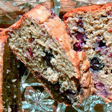 Berry Banana Loaf