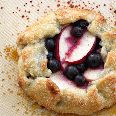 Blueberry Nectarine Crosata