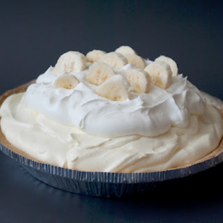 Frozen Banana Cream Pie Recipes