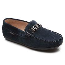 GF Ferre 'GF' Branded Loafer SHOES