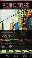 Screenshot of Photo Editor Professional