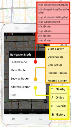 Naples Offline Map - screenshot