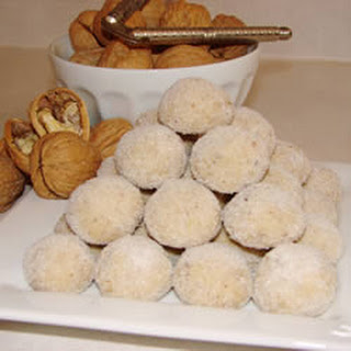 Walnut Balls Recipes