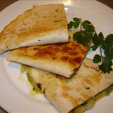 Shrimp Quesadillas