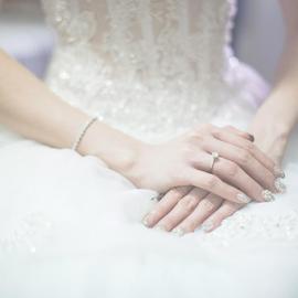 Moment in time.. by Irwan Foo - Wedding Getting Ready