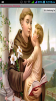 Screenshot of St Antony's Novena
