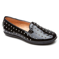 Step2wo Simpa - Studded Loafer SHOES