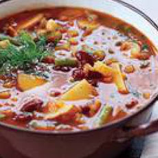 Tangy Three Bean Stoup