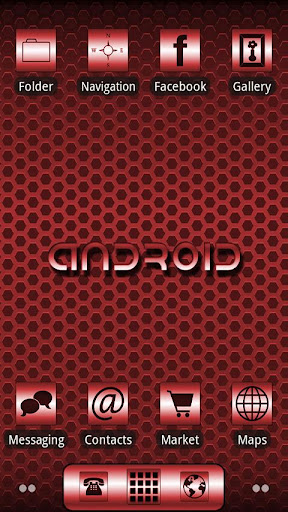 ADWTheme Red Steel